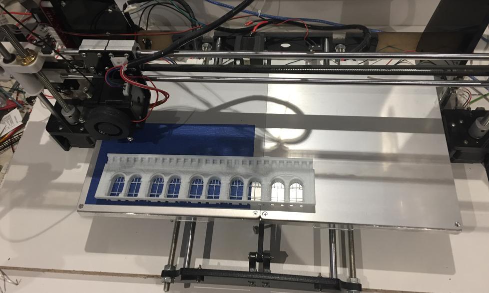 Elargissement Imprimante 3D Anet A8